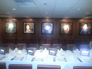 Private Dining Room in Fleming's