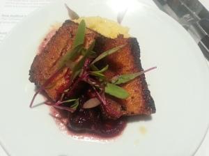 Pork Belly Appetizer