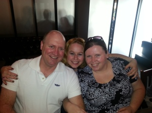 Dani with Friends Katie & Mike From Eating My Way Through OC