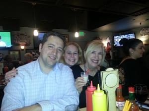 Dani, Tommy & the Fabulous Patty!