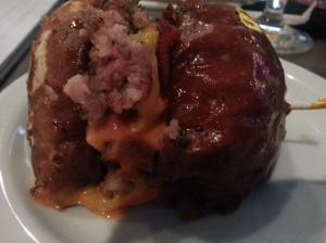 The New 'Merica Burger..Bacon, Bacon, &and MORE Bacon!!