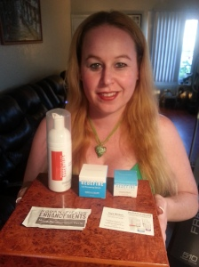Dani with Rodan & Fields Products