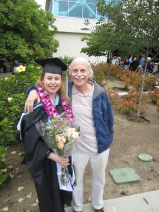 My Master's Degree Graduation 2010