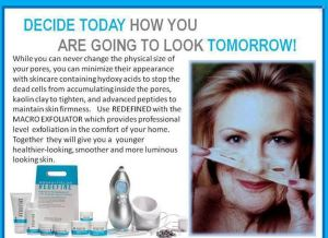 Rodan and Fields Redefine Advertisment