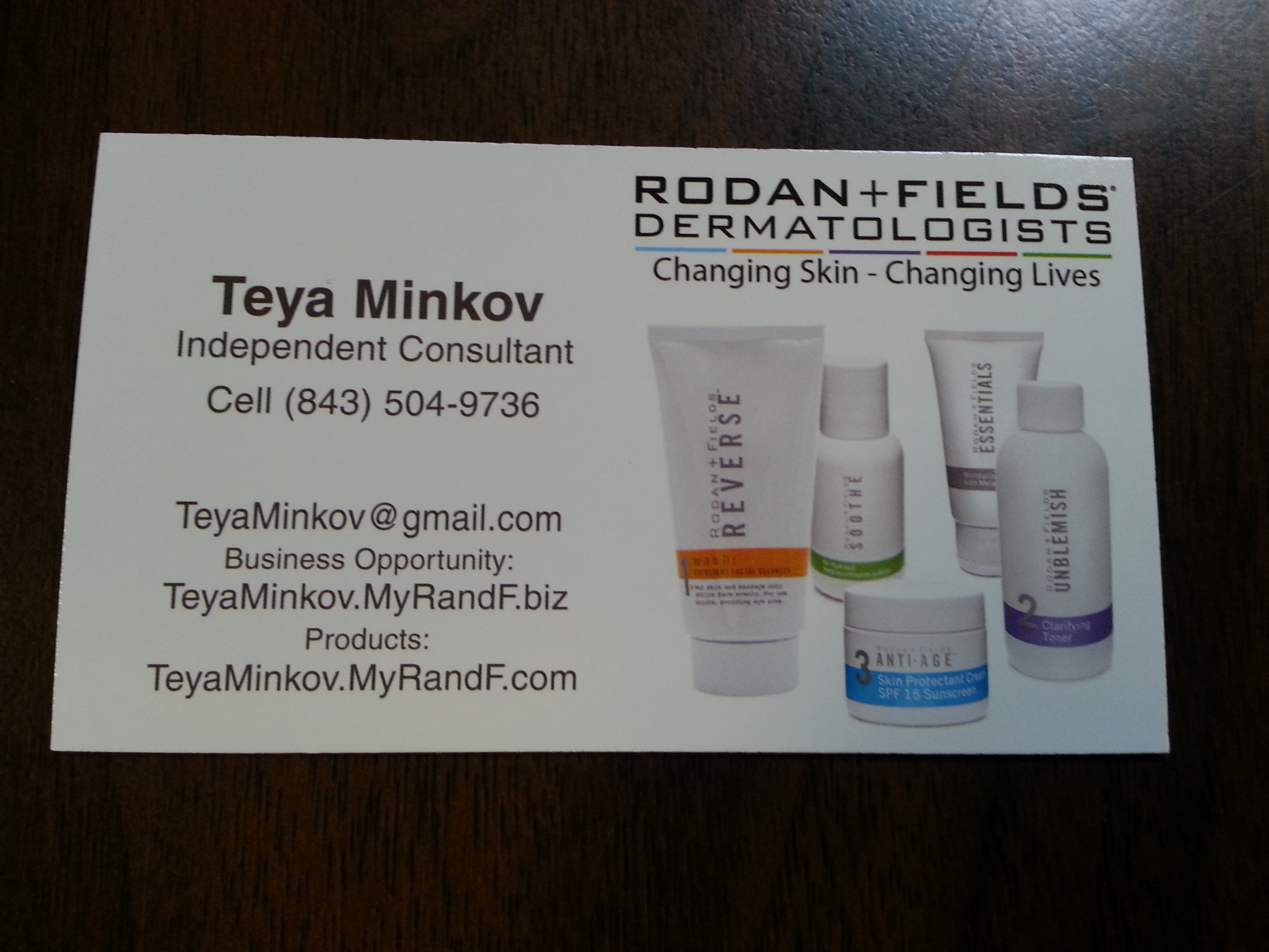 New Images Of Rodan Fields Business Cards Business Cards And - Rodan and fields business card template