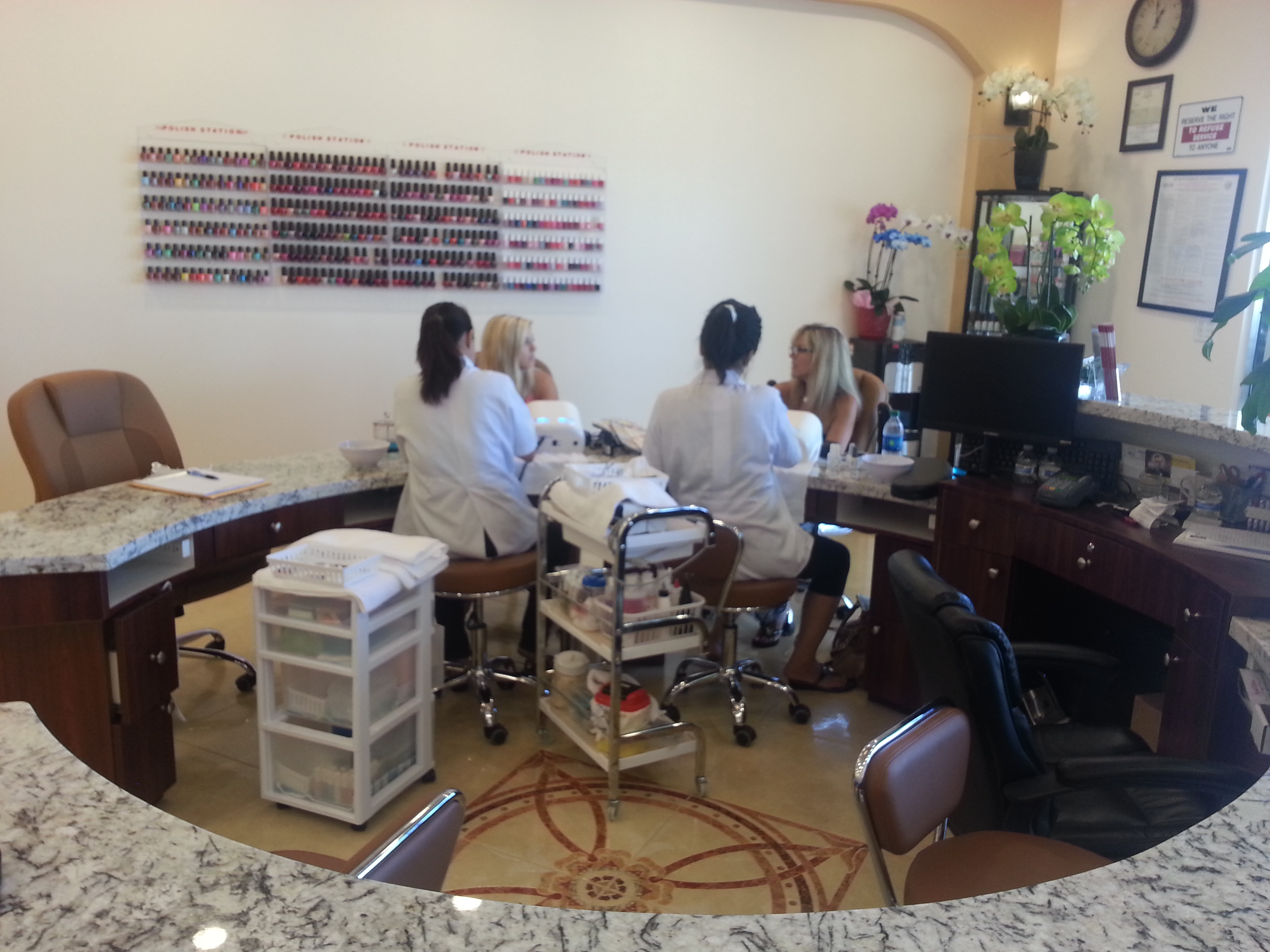 La Belle Nail Spa – Grand Opening And 3 FREE GIFT CERTIFICATES ...