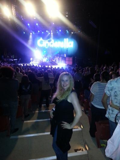 Cinderella Show OC Fair Pacific Amphitheater 2012