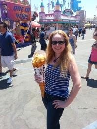 Colossal Fries 2012 OC Fair