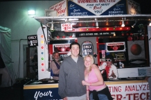 Dating my husband in early years - Personality Analysis Truck OC Fair 2003