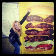 Hamburger pic OC Fair 2012