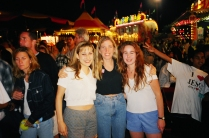 Late 90's Old School OC Fair with friends