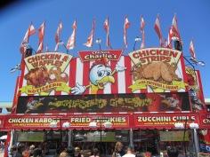 Yummy unhealthy 2012 OC Fair Fried Food
