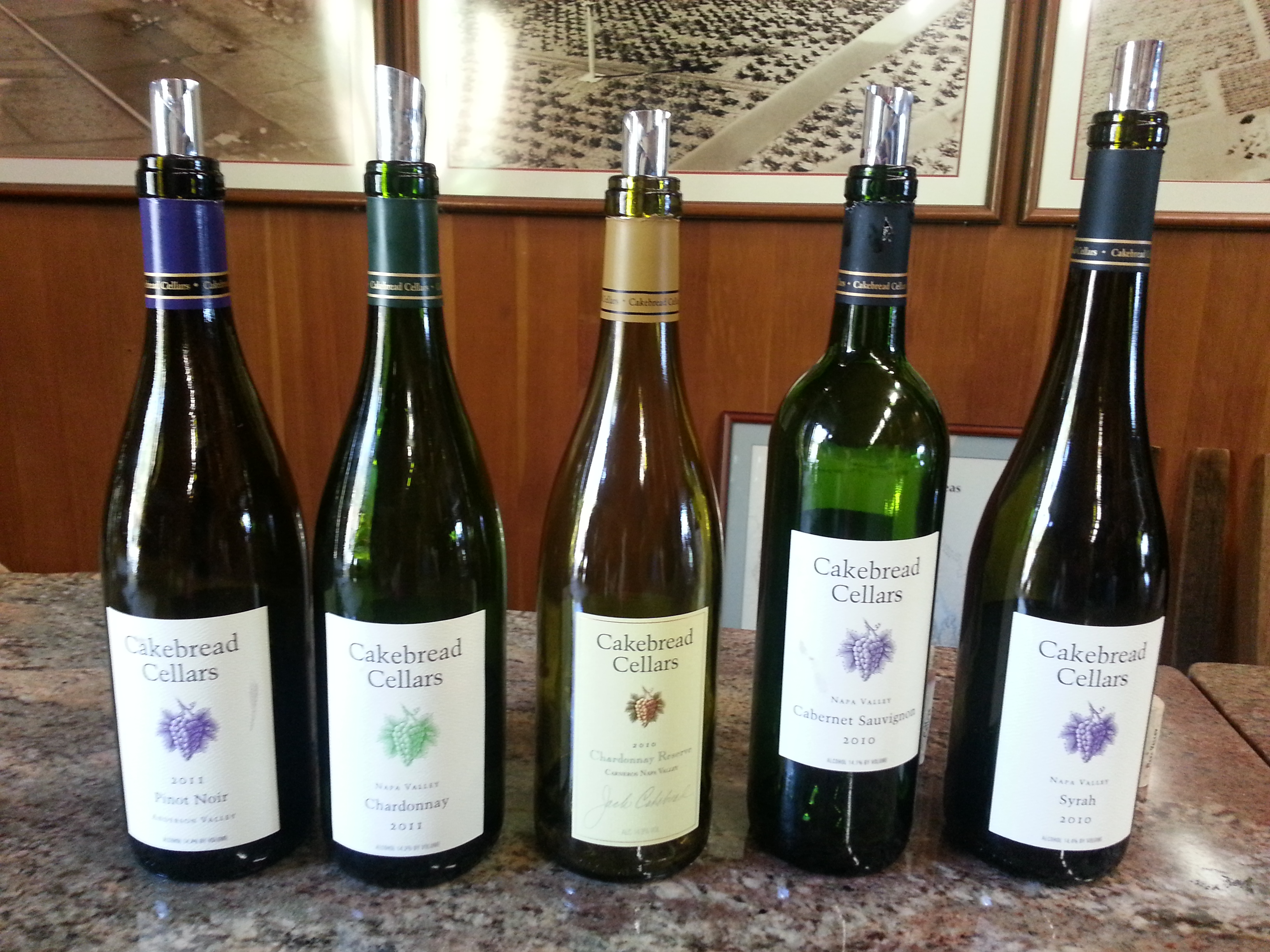 Cakebread Cellars Wine Host napa valley wine tasting & How To Wine Taste In Napa Valley For A Nominal Fee u2013 Winery Finder ...