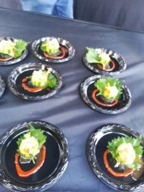 Riviera Magazine to live and dine chef challenge