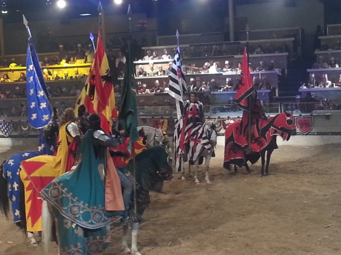 All Of The Horses And Knights