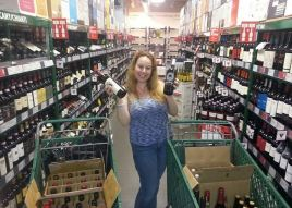 cabacon day, bevmo