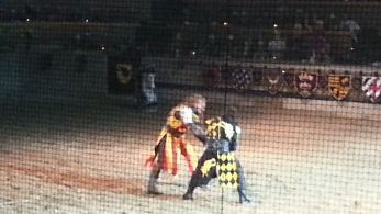 Medieval Times Dinner and tournament
