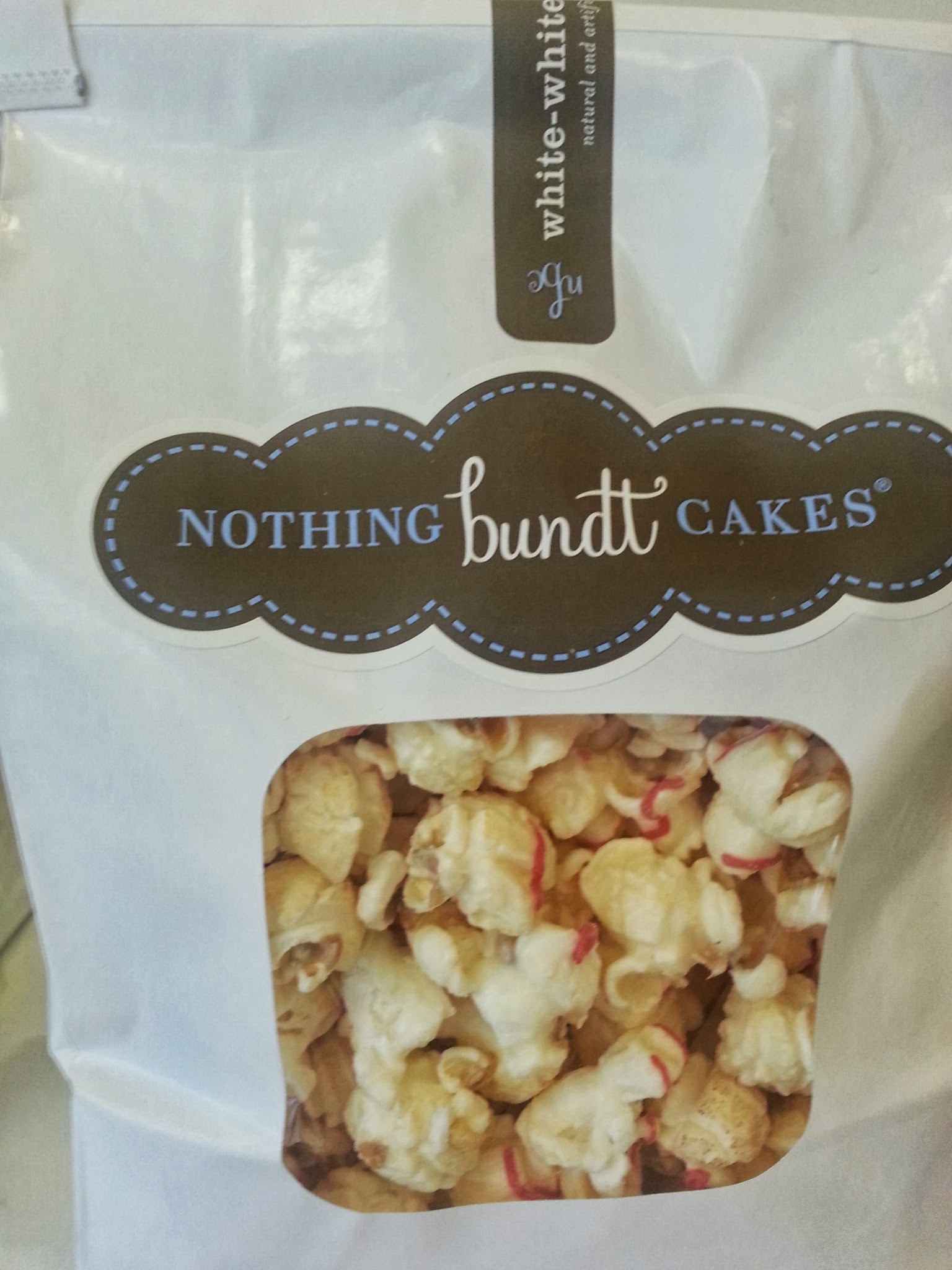 Nothing Bundt Cakes Popcorn Dani S Decadent Deals