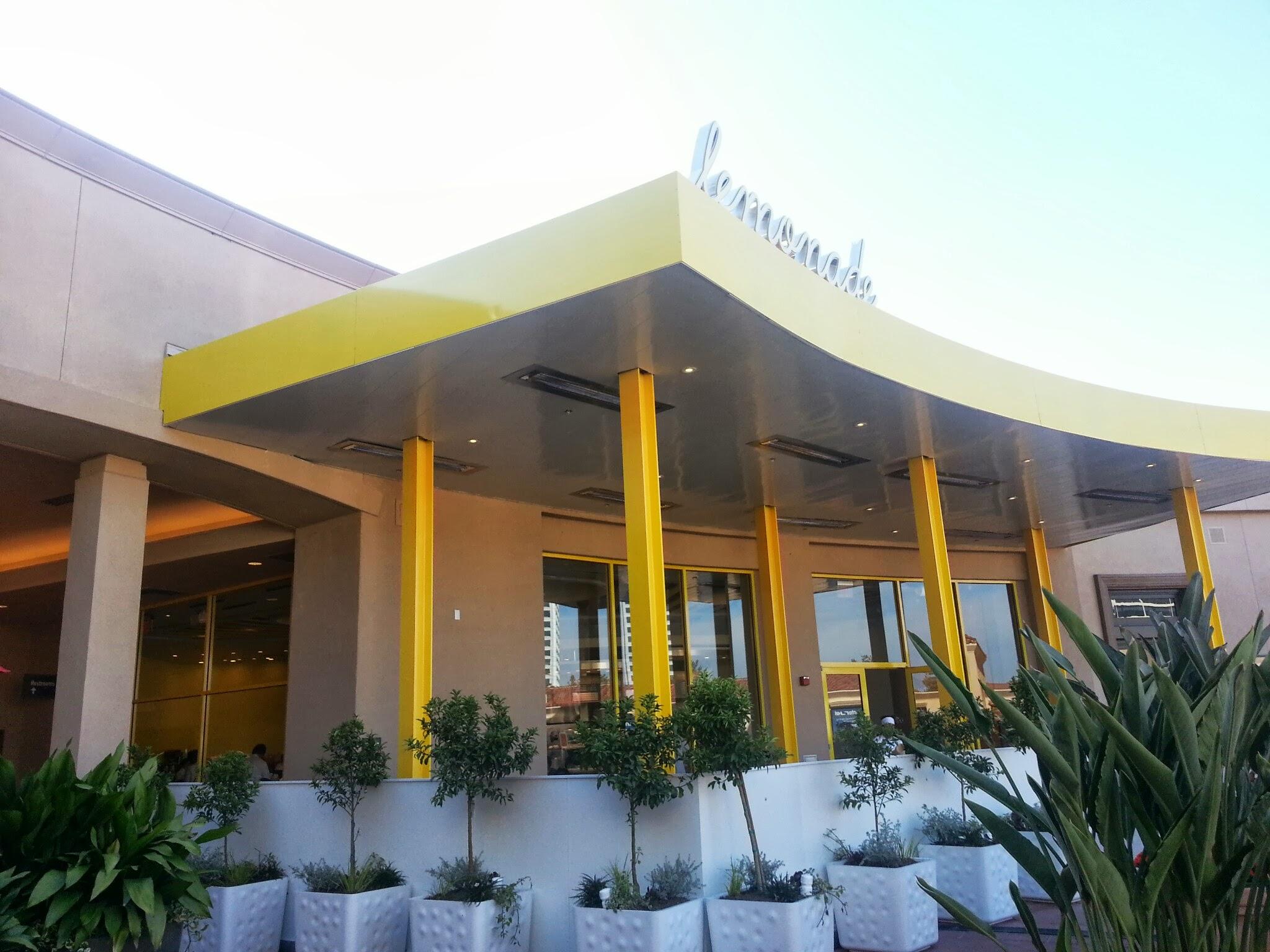Lemonade Restaurant Newport Beach