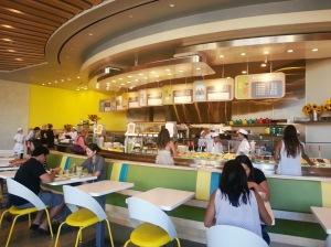 Lemonade Restaurant Fashion Island