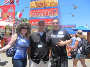 tasti chips l.a. county fair giveaway