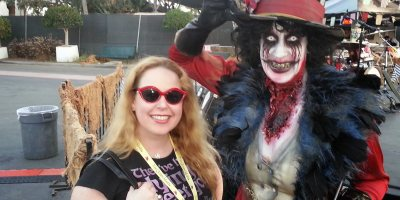 Queen Mary Dark Harbor Halloween Long Beach