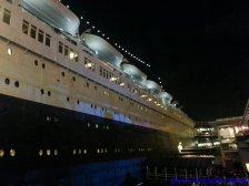 Queen Mary Dark Harbor Halloween Long Beach