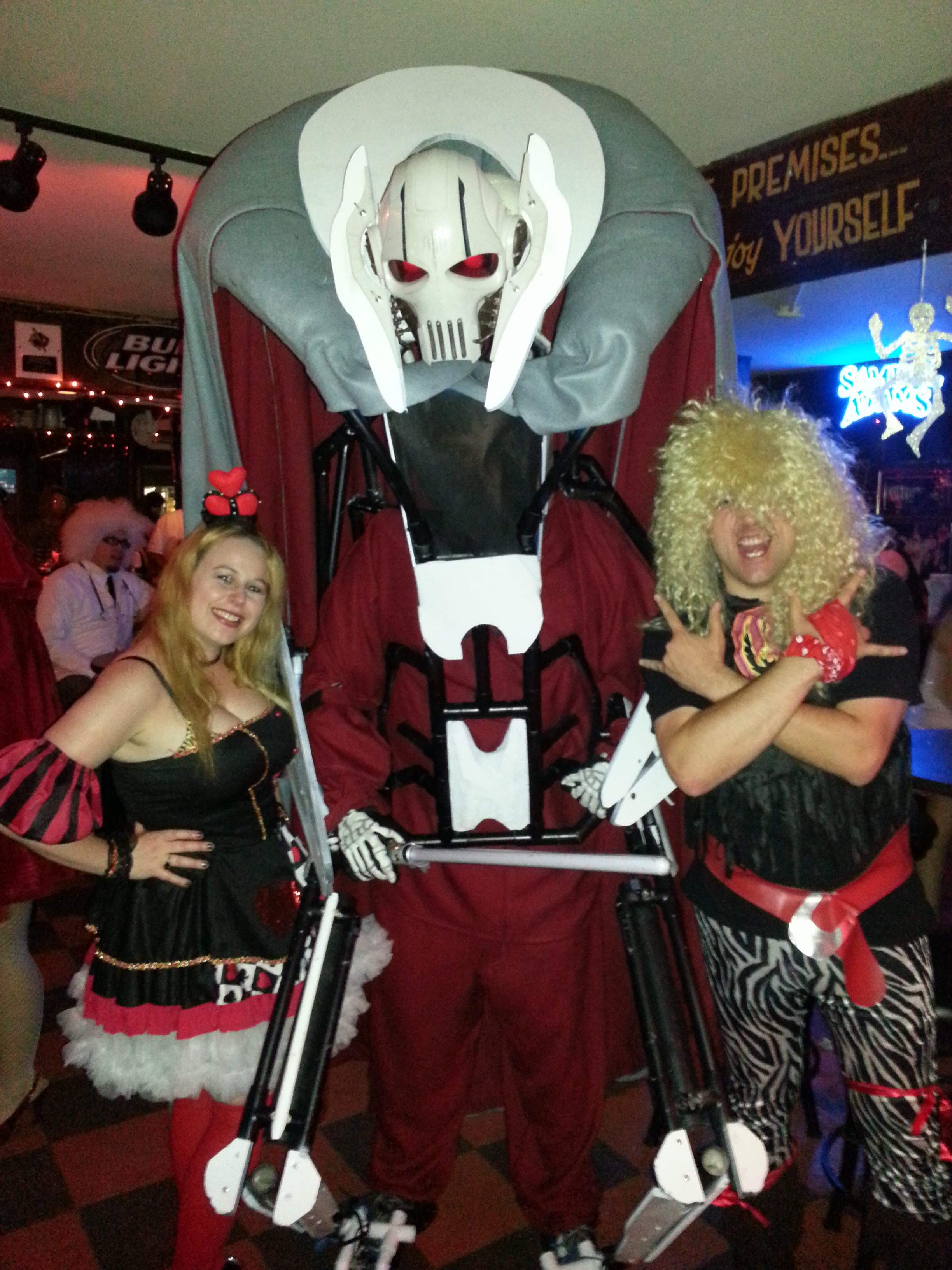 Crazy Costume 2012 | Dani's Decadent Deals