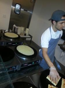 Crispa Crepes Irvine French Food restaurants