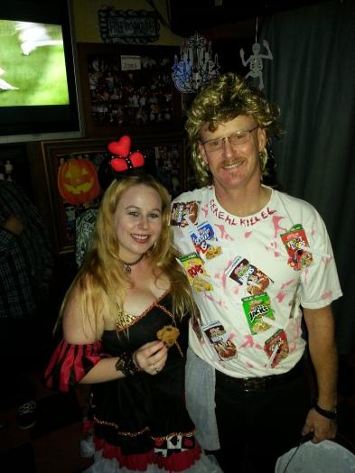Pierce Street Annex, Costa Mesa, Halloween party costume contest