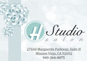H Studio Salon Mission Viejo California