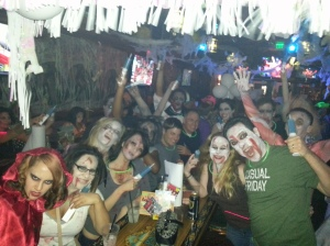 adult halloween events 203, night clubs, haunted house, party