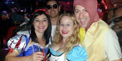 Pierce street annex, costume contest, halloween, costa mesa, dance bar