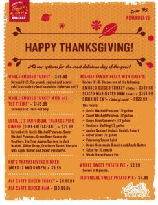 Thanksgiving, restaurants, dining thanksgiving, thanksgiving to go