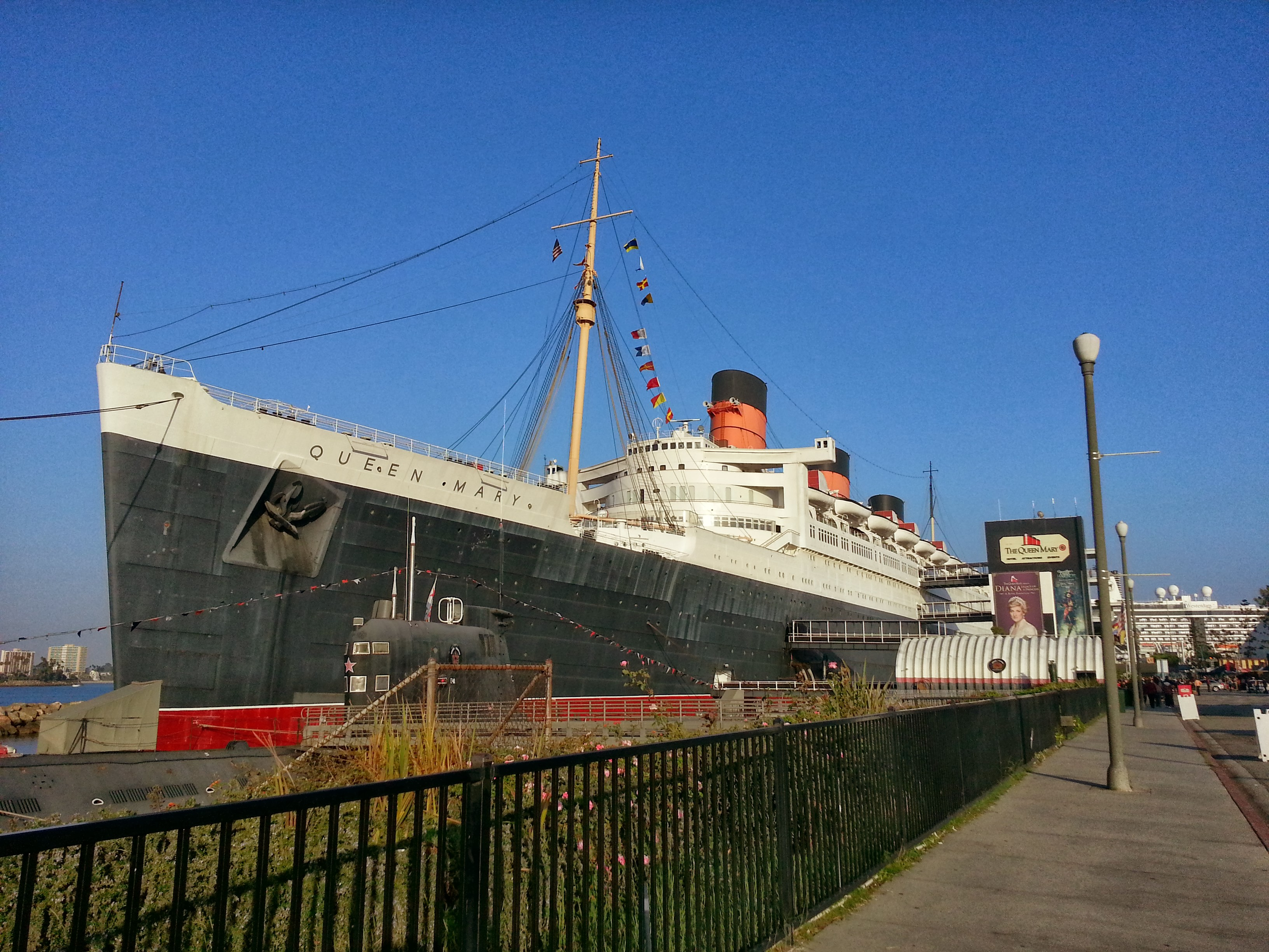 Queen Mary Long Beach Discount Tickets