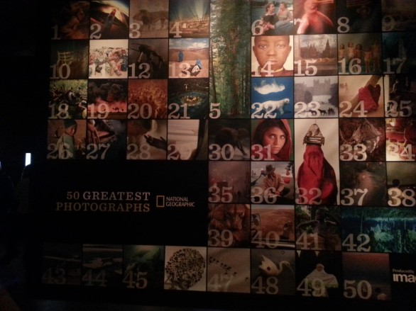 50 Greatest photographs, national geographic, las vegas imagine exhibition gallery