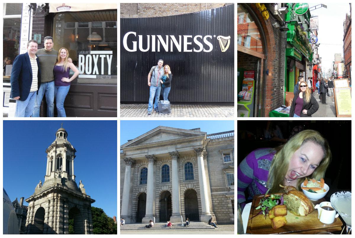 Ireland Part 3 Dublin Restaurants And Activities Dani S