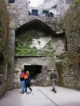 Blarney Castle Inside