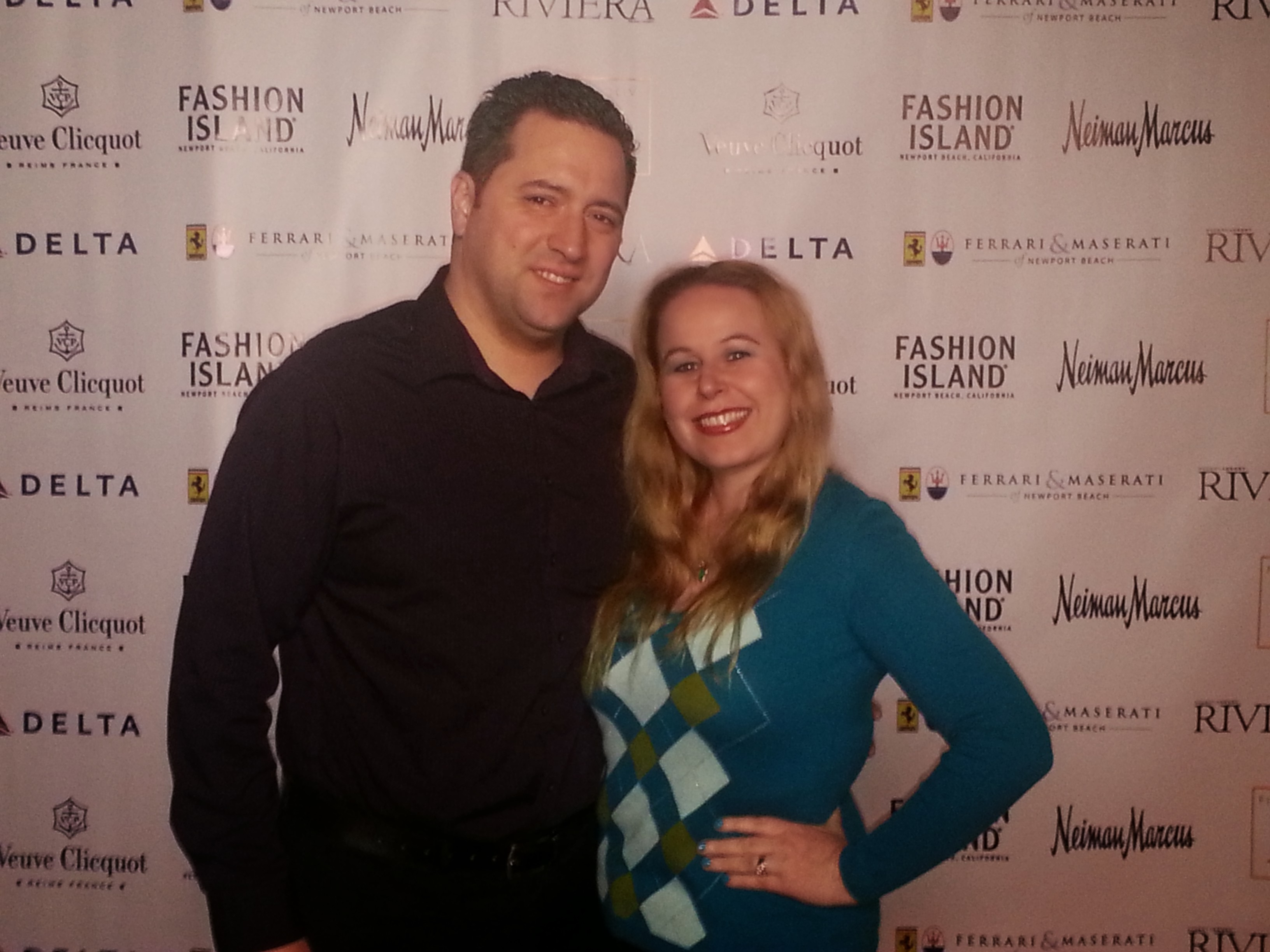 Grand Opening Of Fig And Olive Newport Beach In Fashion
