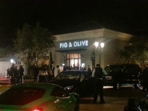 fig and olive grand opening, newport beach, fashion island