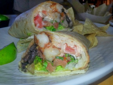 rubio's, ancho citrus shrimp burrito, sustainable seafood, giveaway