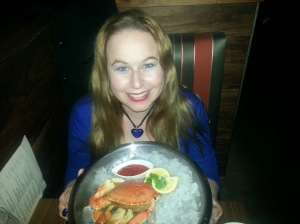 lark creek, fine dining, newport beach, dungeness crab