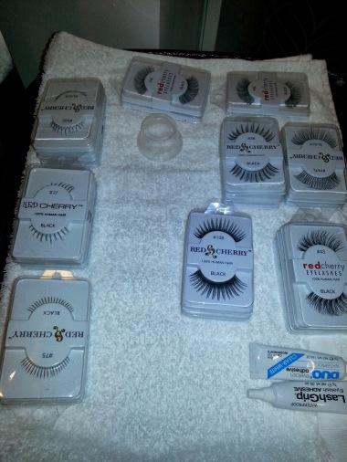 Lash spot spa, eyelash extensions, costa mesa