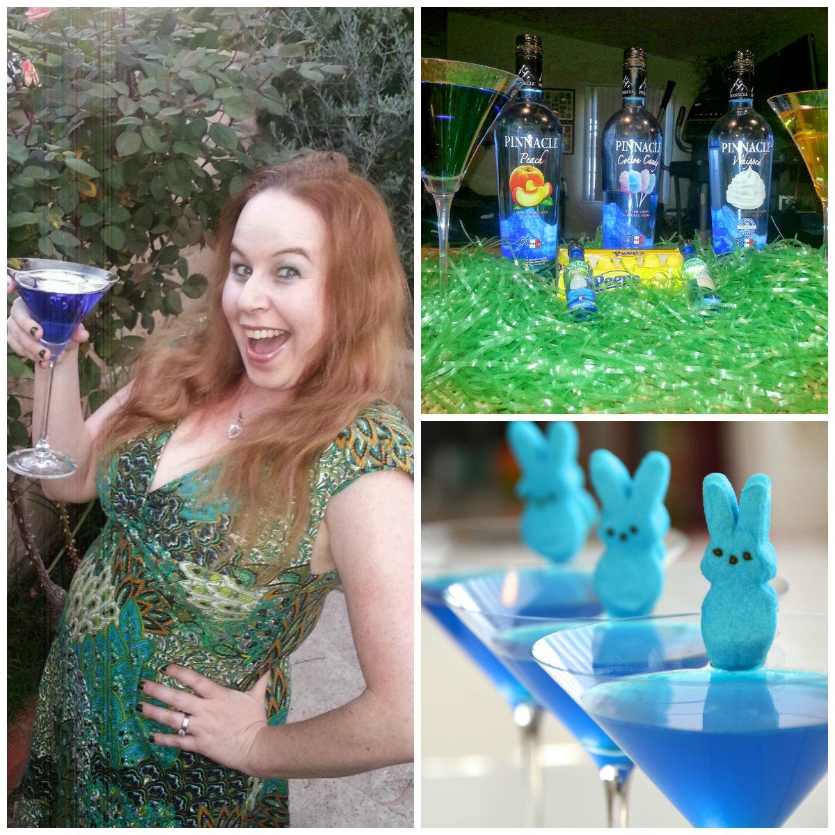 Bevmo, pinnacle vodka, peeps, spring cocktails