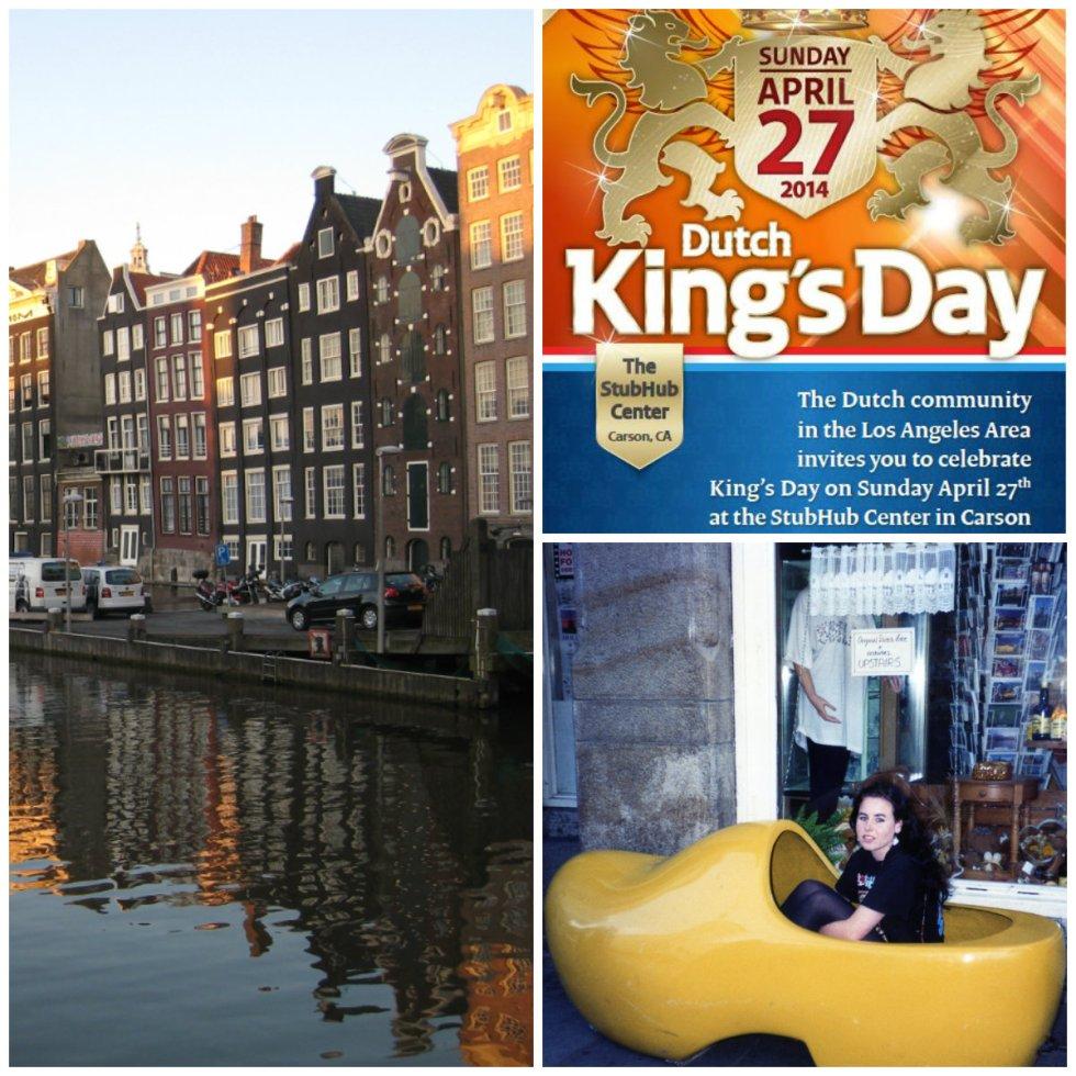 dutch king's day, amsterdam, los angeles