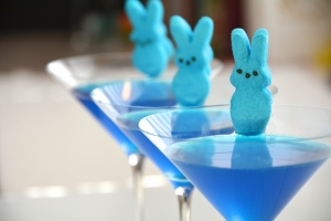 Bevmo, pinnacle vodka, peeps, spring cocktails