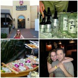 kabuki, japanese food, sake tour, master sommelier