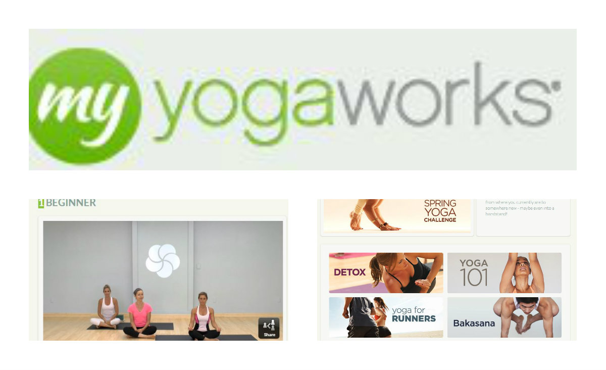 my yoga works, online yoga, promo code