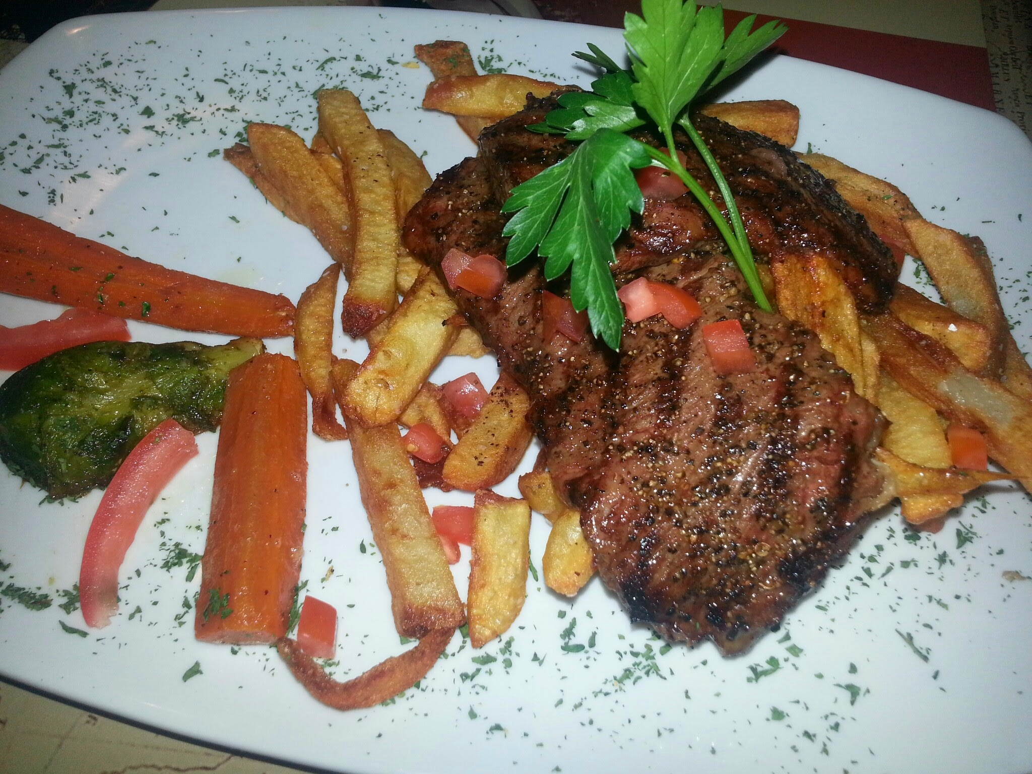 The Globe – A Belgian Gastropub in the OC (location closed – in ...