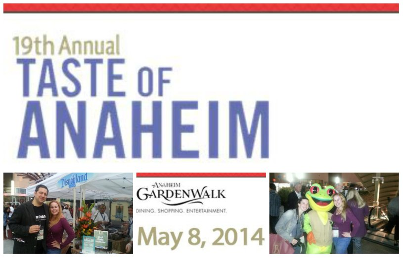 The Garden Walk Anaheim Ca: 19th Annual Taste Of Anaheim 2014 At The Garden Walk